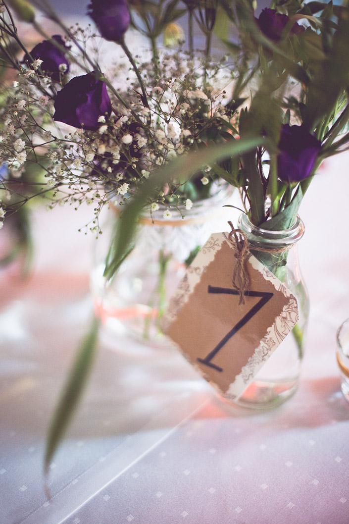 Wildblumenstrauss. DIY-Hochzeit mit Boho-Elementen. Wie aus Eigenheiten etwas Besonderes wird. Neu im Papier Direkt Blog unter blog.papierdirekt.de copyright: Thomas Epping