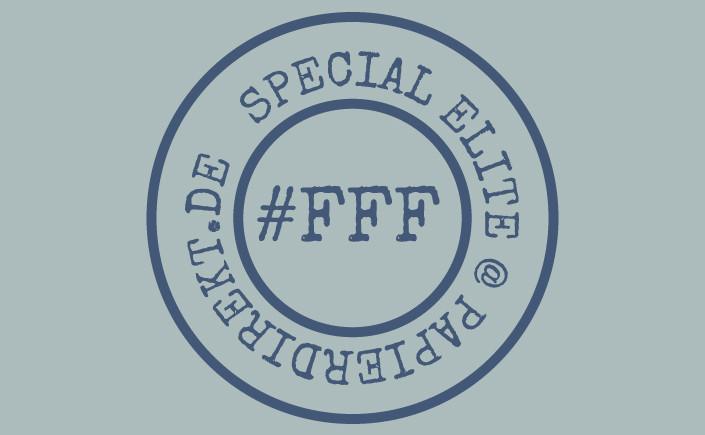 Analoge Ästhetik begeistert! Der Freefont Special Elite, unsere Schrift des Monats am #FreeFontFreitag spricht genau diese Fans analoger Gestaltung an. Jetzt vorgestellt auf blog.papierdirekt.de