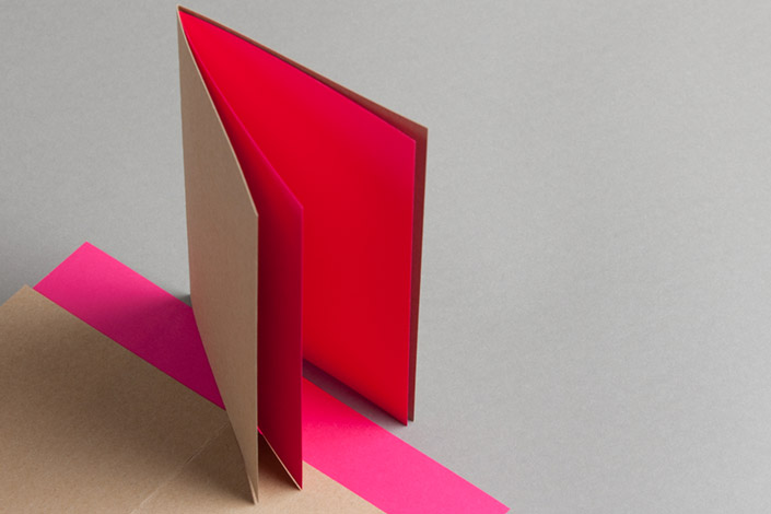 """""""I believe in pink."""" Wir geben Audrey Hepburn recht und stellen Pink als Farbe des Monats Februar im Papier Direkt Blog vor und zeigen passende Papiere."""