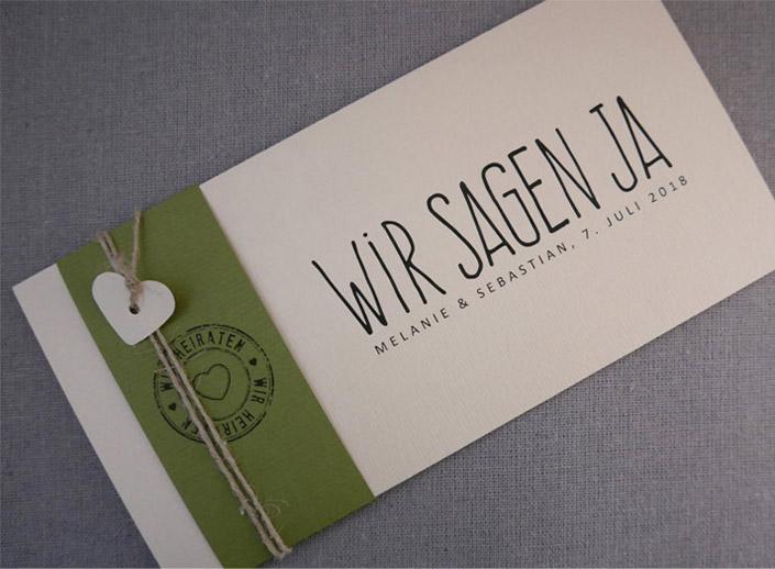 Papierdirekt-Aylando-Hochzeitskarte-Felina-elfenbein-oliv