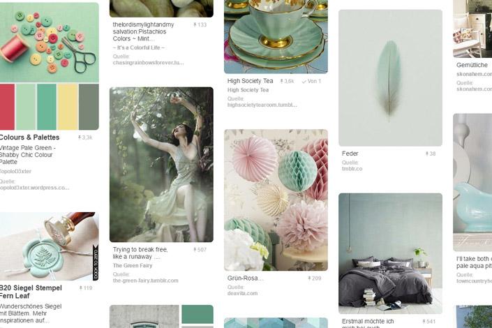 Hellgrün in all seinen Facetten ist die Farbe, die uns dieses Erwachen der Natur verdeutlicht. Im Blog präsentieren wir Hellgrün als Farbe des Monats März.