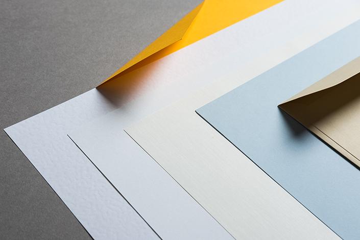 Unsere Papiersorte – Hot Colors - Papier Direkt