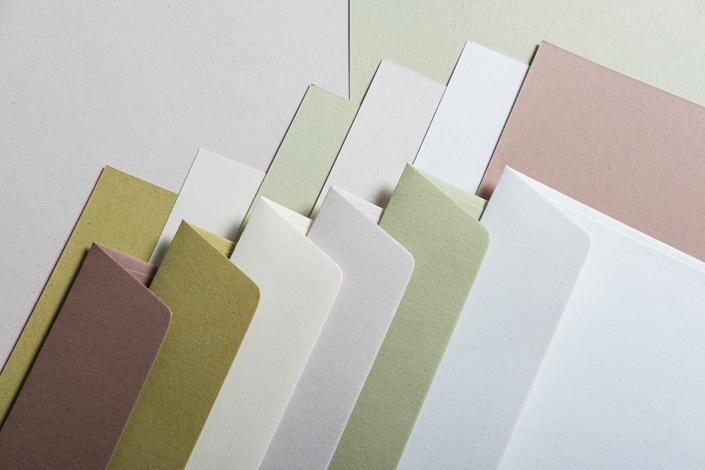 Crush - nachhaltiges Feinpapier und Kuverts