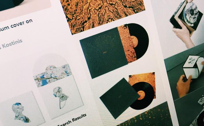 Albumcover sind ein Fenster in eine andere Welt.In unserer Blogserie 12 x Print zeigen wir Ihnen im August ausgefallene Plattencover und Bookleteditionen.