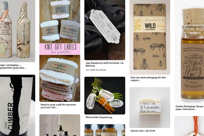 In unserer Reihe 12 x Print zeigen wir Ihnen Verpackungsetiketten, Seifenbanderolen, Bierlabel bis hin zu liebevoll befestigten Tags und Schildchen.
