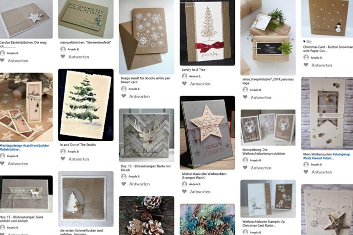 In 42 Tagen ist Weihnachten. Bei uns im Papier Direkt Blog gibt es heute Weihnachtsinspiration für Ihre Papeterie. Sehen Sie sich unsere Lieblinge an…