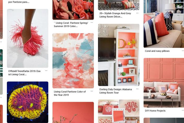 Pantone Living Coral ist die Farbe des Jahres 2019. Was hinter dem korallenroten Farbton steckt und welche Papiere passen, lesen Sie im Papier Direkt Blog!