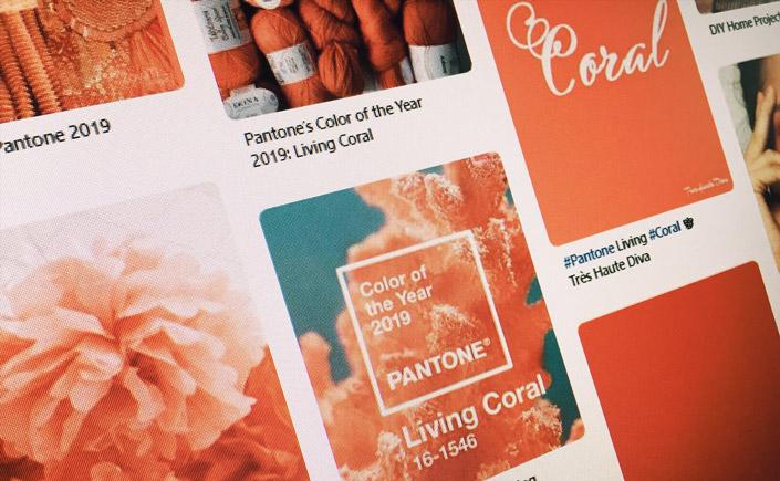 Der Pantone Fashion Color Trend Report verspricht gute Laune. Welche Farben jetzt wegweisend sind, sehen Sie hier mit einer Auswahl passender Papiersorten.