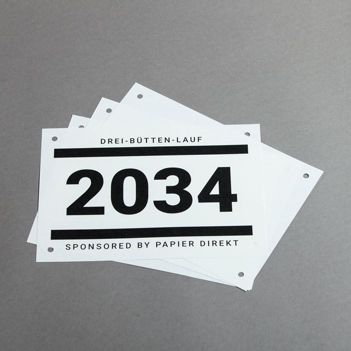 Event-Tipp: Ab auf die Langstrecke. Wir empfehlen zwei Marathons in Deutschland. Dazu passen bestens die Pretex Startnummern für Euer eigenes Sportevent.