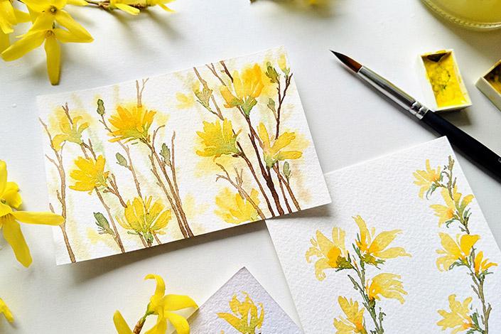 recommondaytion-sushhegde-gelbe-blumen-papier-direkt