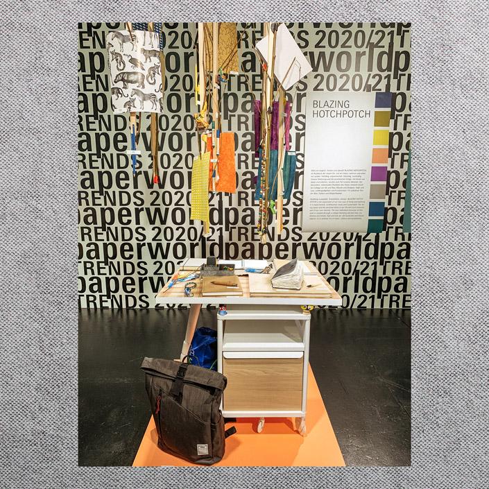 Farbtrends 2020 für Papiere, Office und Lifestyle Produkte