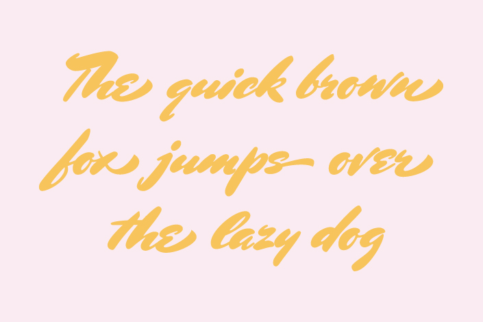 Inspiration aus unserem Design Kit: MrsSheppards Pro ist die passende Schrift für die Gestaltung Eures Osterbrunch!