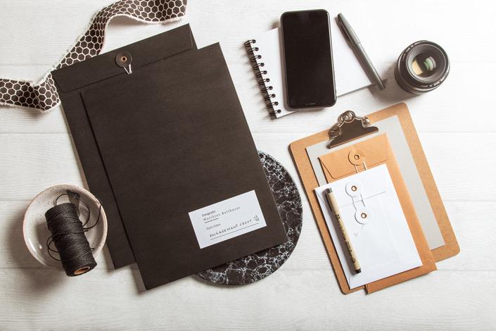 Als Fotograf suchen Sie nach dem letzten Kniff für Ihr Branding? Die Bindfadenkuverts werden Sie und Ihre Kunden begeistern!