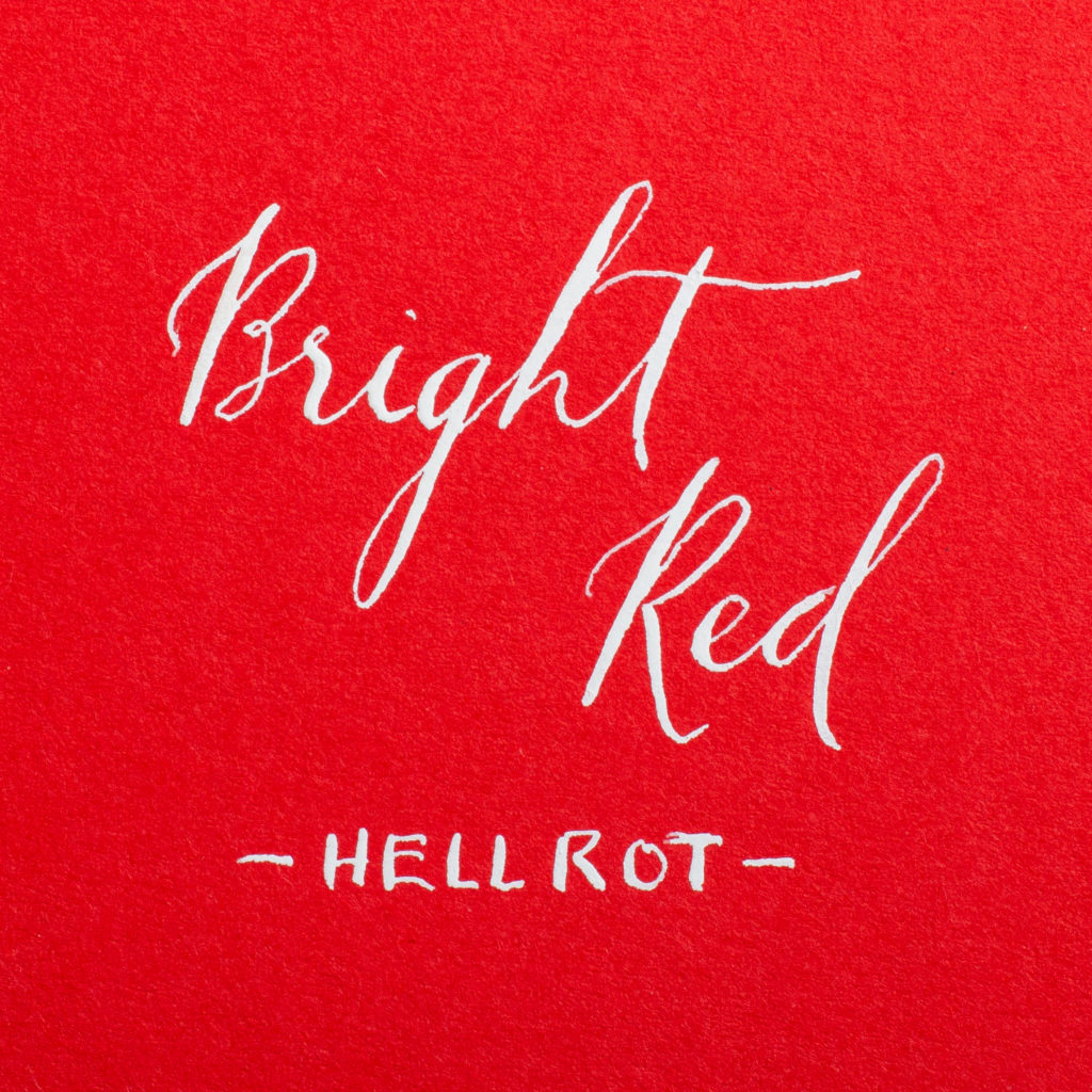Colorplan Bright Red - Hellrot - Farbkarte