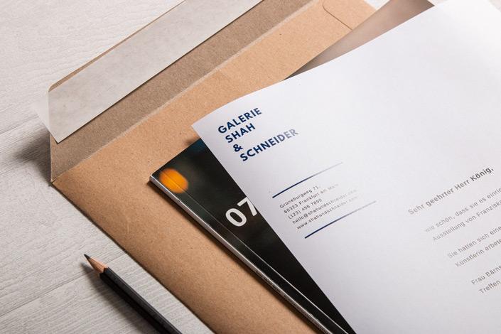 Muskat Kraft C4 Kuvert als Umschlag für Ihr Corporate Design