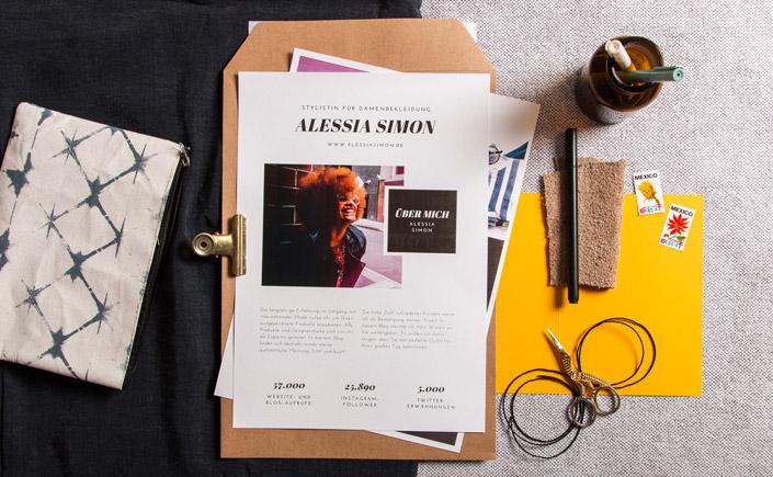 Design Kit: Bewerbung und Präsentation – die richtigen Papiere finden