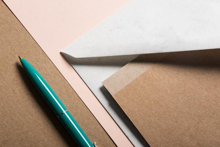 Muskat Kraftpapier DIN A4