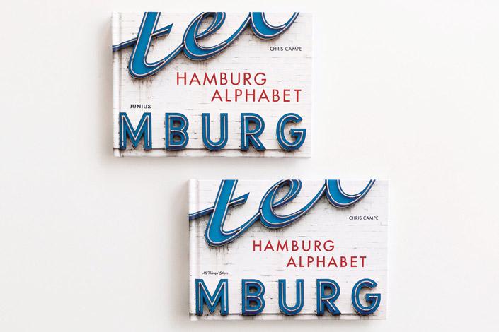 Fotobuch Hamburg Alphabet von Chris Campe