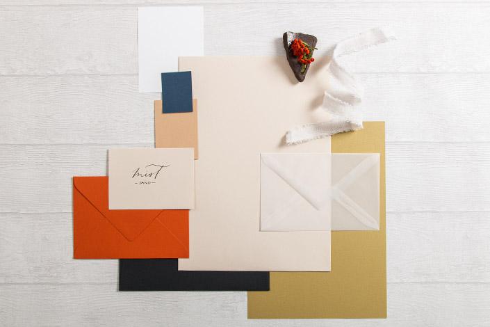 Colorplan Mist Papier für Hochzeiten