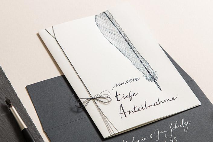 Leinenpapier für fortgeschrittene Kalligrafie