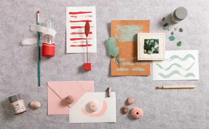 Trends 2021 für Papiere und kreative DIY