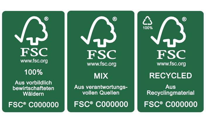 Überblick der verschiedenen FSC Umweltzertifikate für nachhaltige Forstwirtschaft